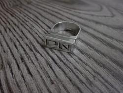 Ezüst gyűrű 8,6g!!