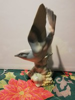 Nagyobb méretű spanyol porcelán  - Casades - madár