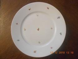 Antik Zsolnay lapos tányér