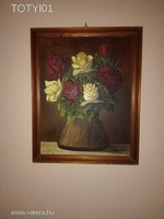 Barcsa B. Virágcsendélet (1970)