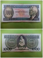 1000 Forint 1983