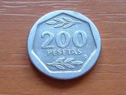 SPANYOL 200 PESETAS 1987 #