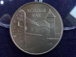 Kőszegi vár 2000 Forint BU 2015