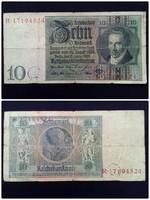 10 birodalmi márka 1924