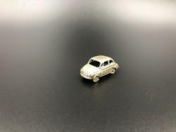 Kisautó miniatűr 800-as ezüst