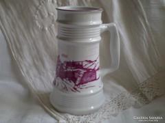 ALFÖLDI porcelán : korsó
