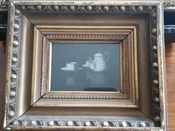 Molnar z janos asztali csendelet