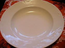 Barokkos, gyöngyös GRÁNIT leveses tányér