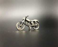 Motor miniatűr 800-as ezüst