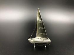 Vitorla miniatűr 925-ös ezüst