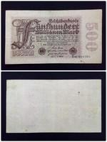 500 millió márka 1923