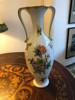 Viktórimintás Herendi váza