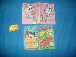HAHOTA - retro képregény - 1983, 1990 - két darab