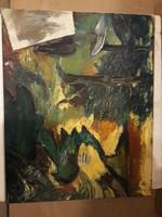 Kohut Mihály vaszonfestmény eladó