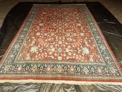 Hereke kézi csomózású szőnyeg