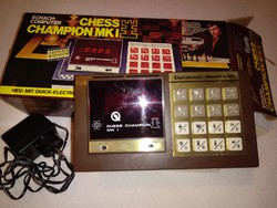 Kaszparov sakkgép