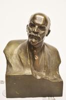 Lenin mellszobor