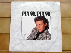 Francesco Napoli - Piano, Piano (Maxi LP) Italo Disco, NM
