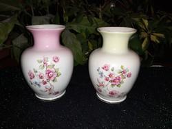 Hollóházi  váza  pár