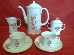 ARPO porcelán kávés készletből épen megmaradt darabok, pótlásnak.