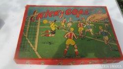 Régi kick-goal focis játék
