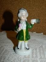 Német porcelán fiú