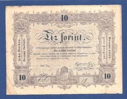 10 Forint 1848 Kossuth Hibás szöveg                                                     k 10323