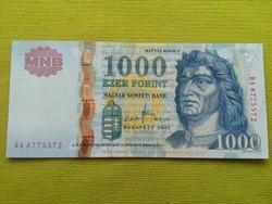 1000 Forint 2007