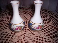 2 db váza Churchill, 13.5 cm