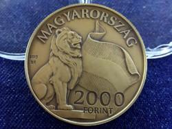 Kossuth tér Nemzeti Emlékhely 2000 Forint 2017