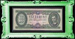 10 Forint 1962 UNC