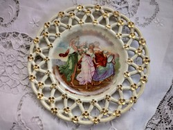 Antik ZSOLNAY tányér