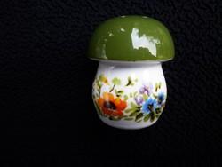 Aquincumi olivazöld gomba sószóró