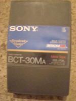 Sony Beta kazetták