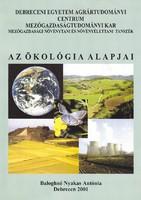 Baloghné Nyakas Antónia: Az ökológia alapjai (RITKA kötet) 2000 Ft