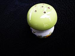 Aquincumi világoszöld gomba sószóró