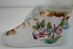 Herendi porcelán cipő