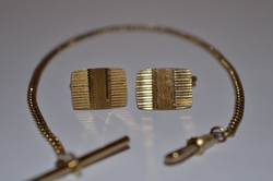 Zsebóra lánc + ajándék mandzsetta