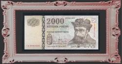 """2000 Forint 2007 """" CA """"  UNC"""