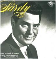 Sárdy - Utam muzsikálva járom LP bakelit lemez
