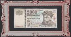 "2000 Forint 2005 "" CB ""  UNC"
