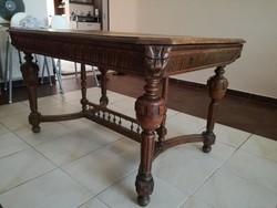 Ónémet asztal