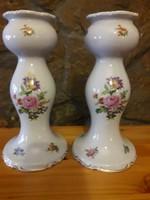 Wallendorf porcelán gyertyatartó 21.5cm