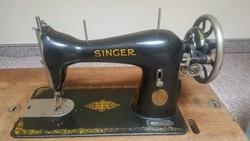 Antik Singer varrógép,sorszámozott!