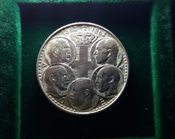 Görögország, ezüst 30 drachma 1963, 18 g.