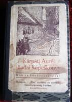 BUDAPEST BUDA Kárpáti Aurél : Budai képes könyv Muhits Sándor rajzaival HELYTÖRTÉNET1914