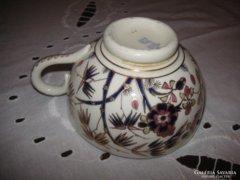 Zsolnay családi pecsétes, teás