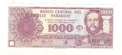 1000 guarani 1995 Paraguay UNC