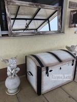 Provence bútor, antikolt utazó láda 2.