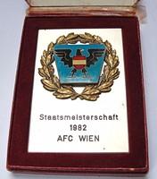 Bécsi filmes díj AFC 1982